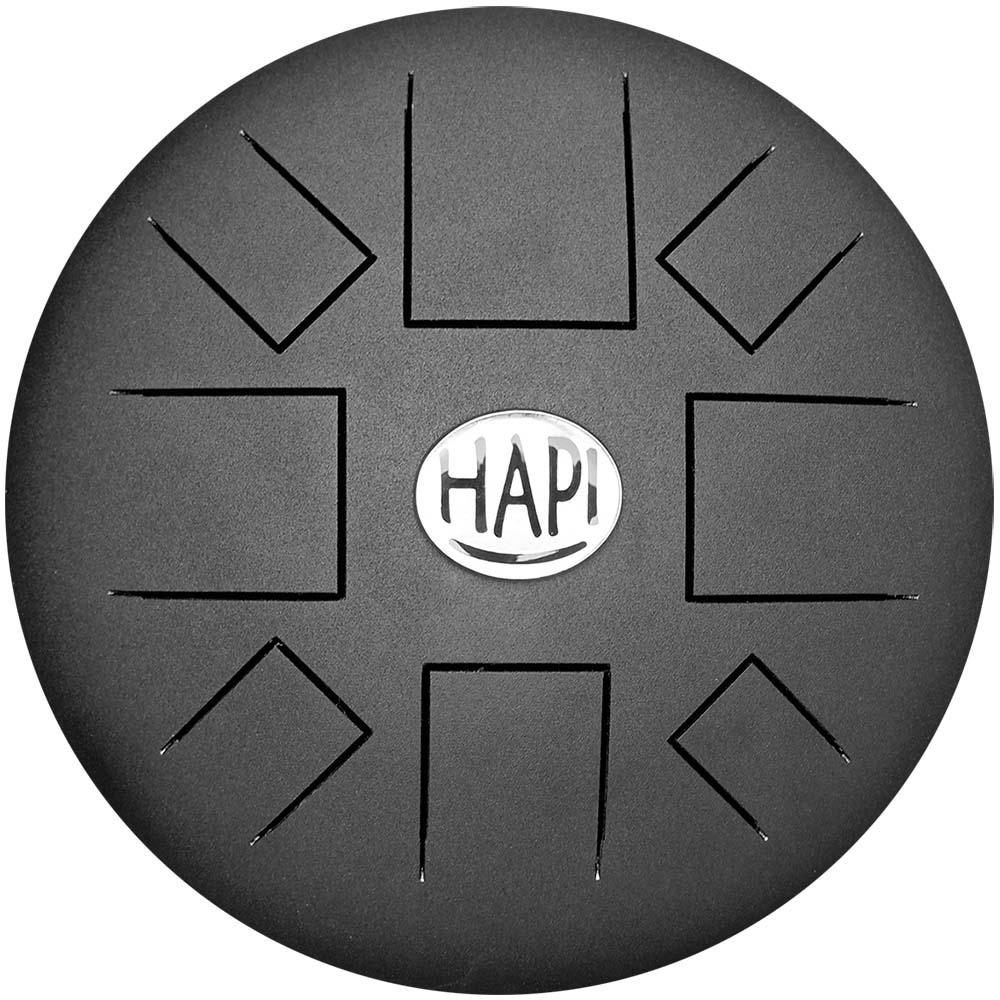 Hapi Drum Steel Tongue Drum Slim Drum