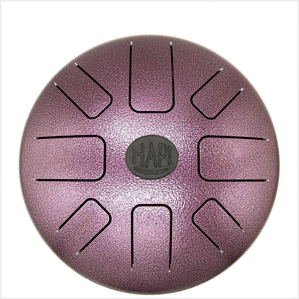 HAPI Steel Tongue Drum Aura top