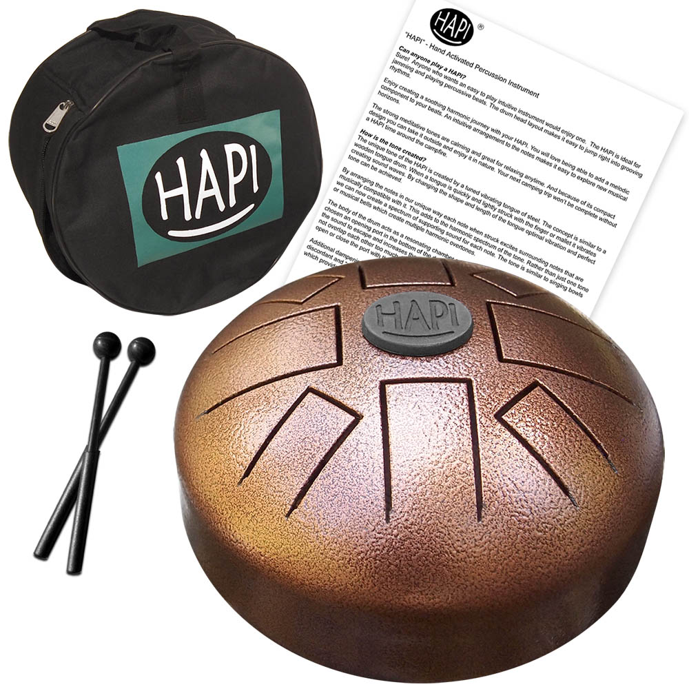 HAPI Steel Tongue Drum Mini Accessories