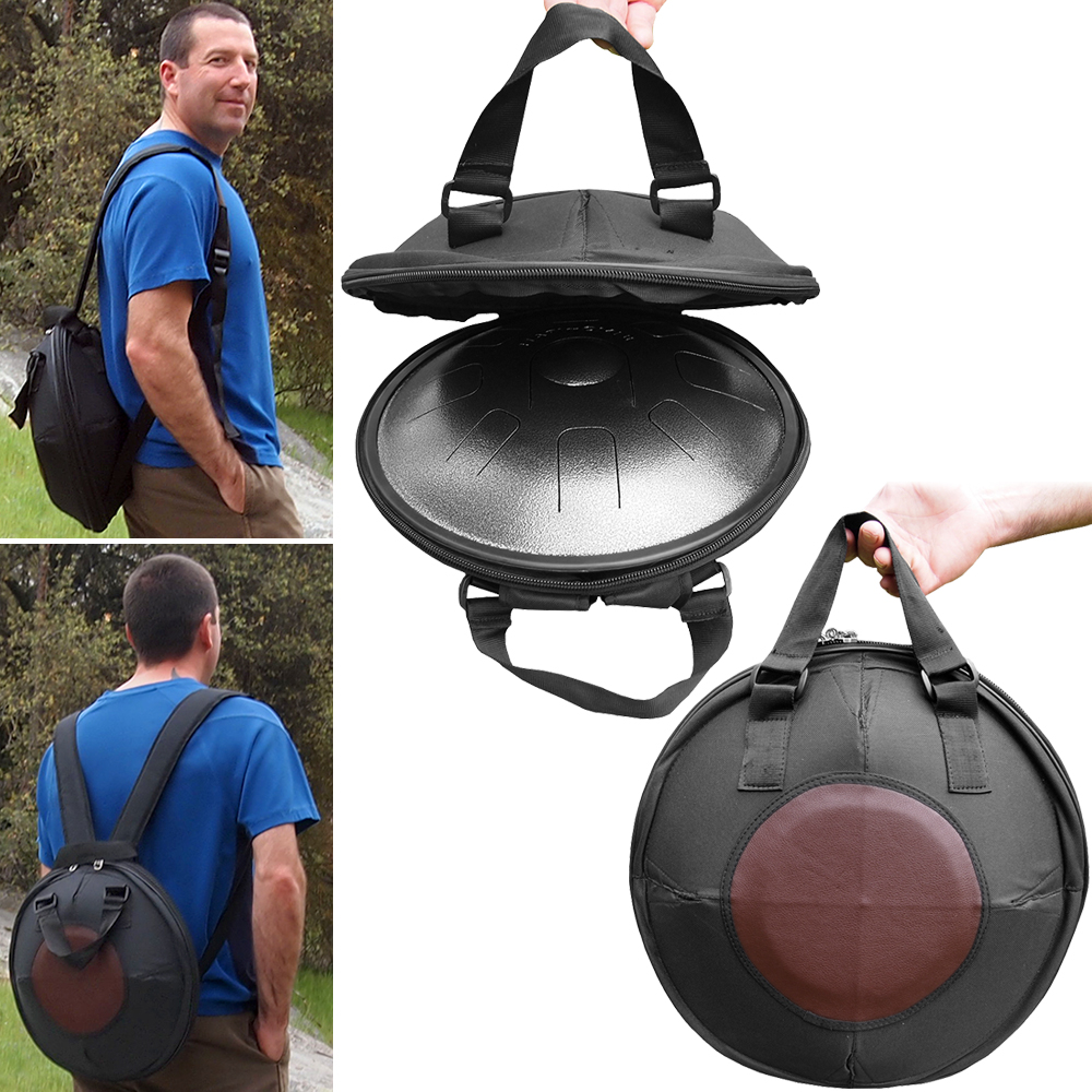 HAPI Drum Omni Travel Backpack