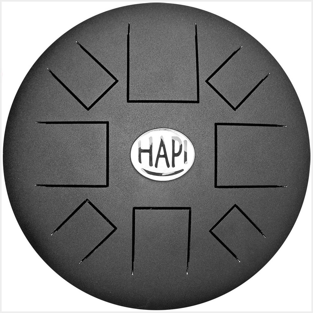 HAPI Steel Tongue Drum Slim