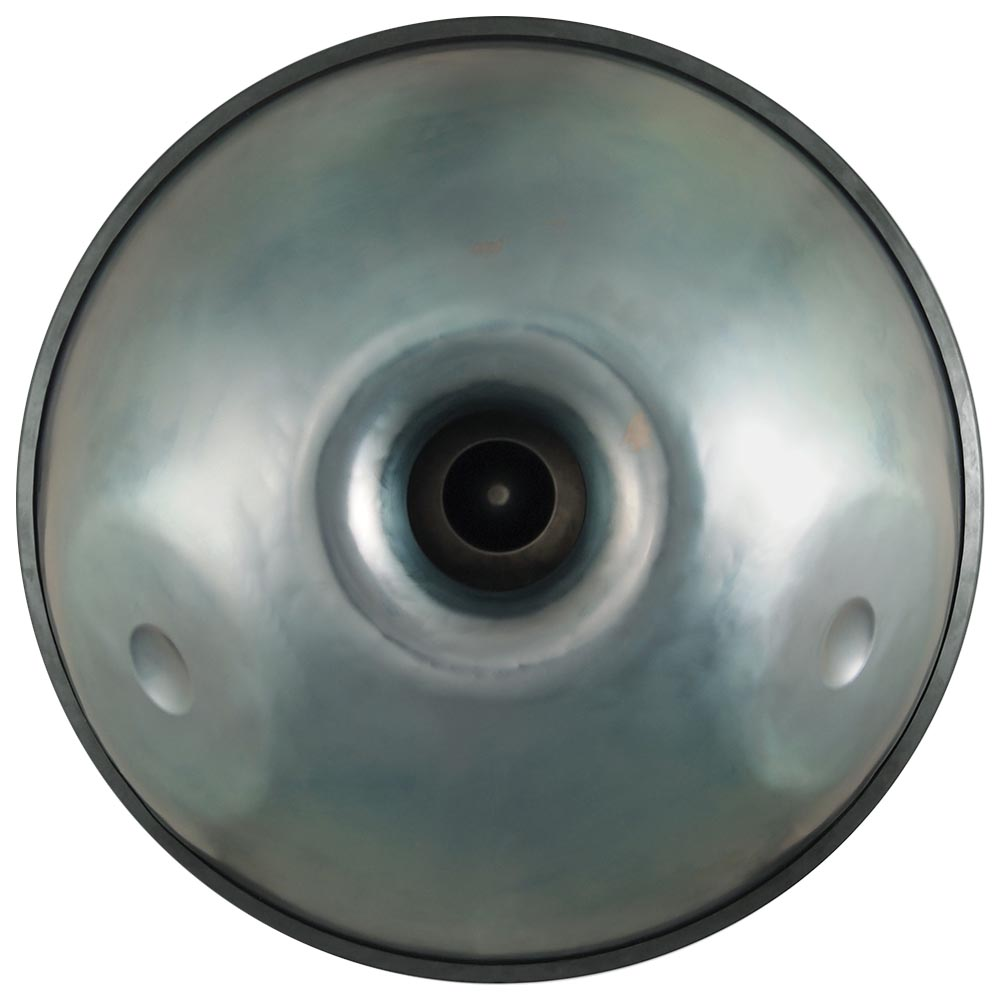 HANDPAN hapi steel drum ten note bottom