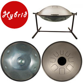 handpan steel drum hapi hybrid
