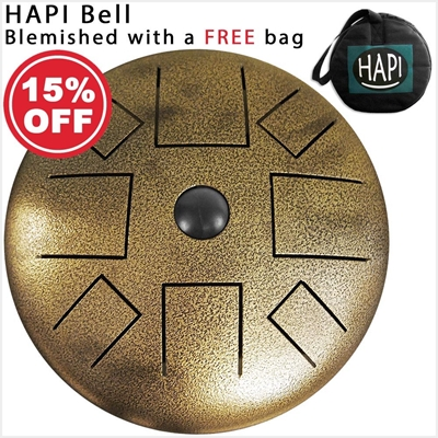 hapi drum bell gong singing bowl top