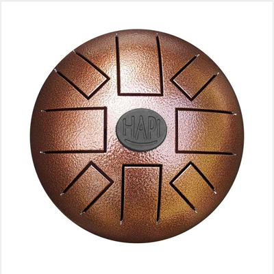 HAPI Steel Tongue Drum Mini Top