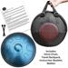 hapi drum steel tongue drum omni drum. Black Bedroom Furniture Sets. Home Design Ideas