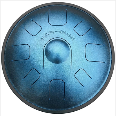HAPI Steel Tongue Drum Omni Top