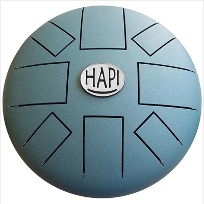 HAPI Steel Tongue Drum Origin Teal