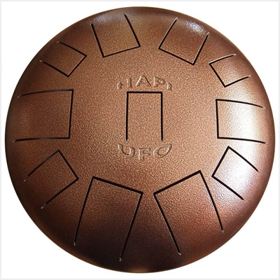 HAPI Steel Tongue Drum UFO Top