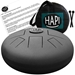 HAPI Steel Tongue Drum Slim with Accessories